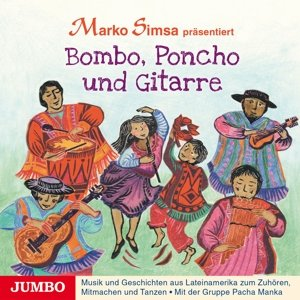 Bombo,Poncho Und Gitarre
