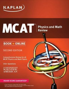 MCAT PHYSICS AND MATH REVIEW 2016
