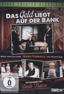 Das Geld liegt auf der Bank