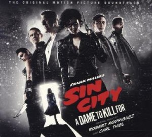Sin City 2 Soundtrack-A Dame