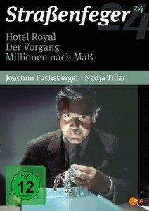 Straßenfeger 24 - Hotel Royal / Der Vorgang / Millionen nach Maß