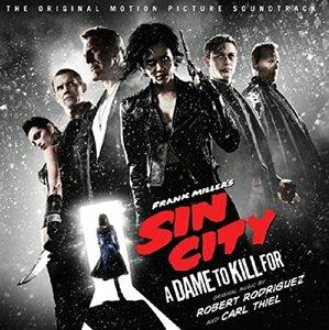 Sin City 2 Soundtrack-A Dame