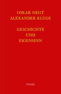 Werkausgabe Bd. 6 / Geschichte und Eigensinn