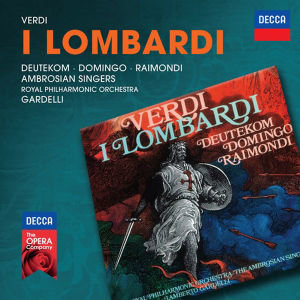 I Lomardi (Decca Opera)