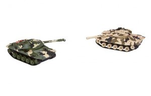 Revell 24224 - RC Panzer Battle Game Tracks, 2er Set, Länge 27 c