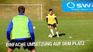 Pressing richtig trainieren: Theorie und Umsetzung im Fußballtra
