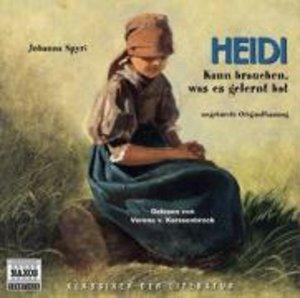 Heidi Kann Brauchen