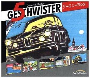 5 Geschwister CD-Box 2