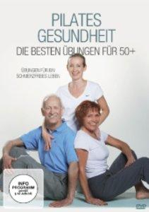 Pilates Gesundheit - Die besten Übungen für 50+