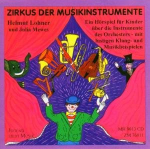 Zirkus der Musikinstrumente