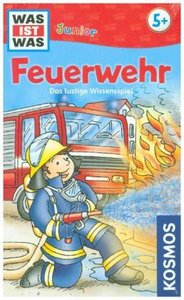 Was ist Was Junior Feuerwehr