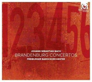 Brandenburgische Konzerte - Freiburger Barockorchester