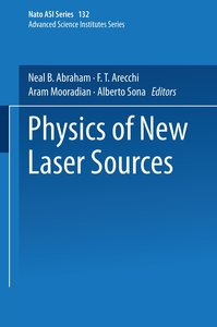Physics of New Laser Sources