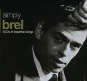 Simply Brel (3CD Tin)