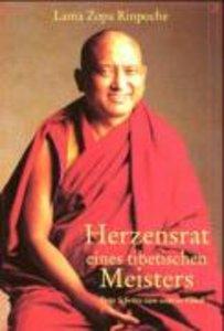 Herzensrat eines tibetischen Meisters