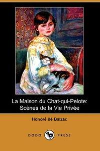 La Maison Du Chat-Qui-Pelote