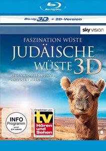 Faszination Wüste - Judäische Wüste 3D: Regenschattenwüste am To