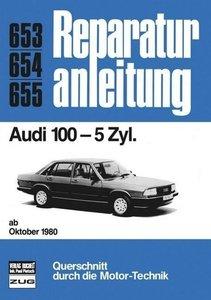 Audi 100, 5 Zyl. ab 10/1980