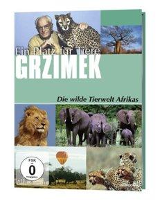 Grzimeks Ein Platz für Tiere 2 - Die wilde Tierwelt Afrikas