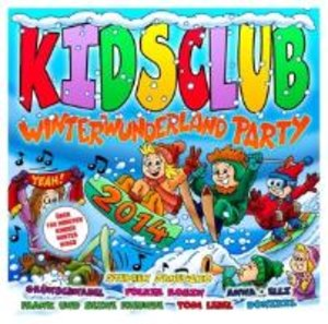 Kids Club/Winterwunderland Party 2014