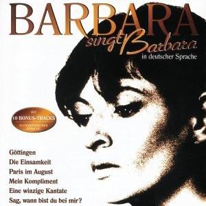 Barbara Singt Barbara In Deutscher Sprache