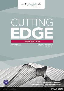 Cutting Edge Advanced and MyLab Pack