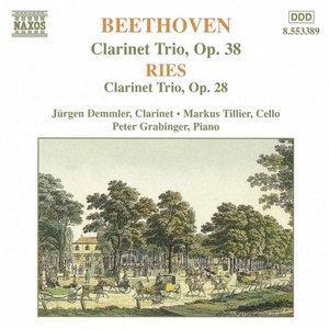 Klarinettentrios op.38/op.28