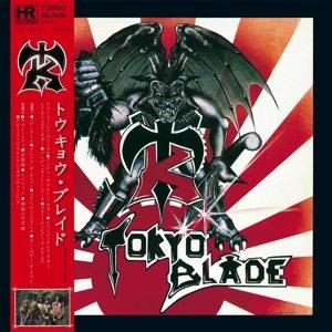 Tokyo Blade (White-Red Splatter Vinyl)