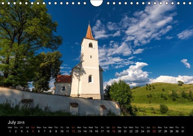 Heart of Transylvania (Wall Calendar 2015 DIN A4 Landscape) - zum Schließen ins Bild klicken