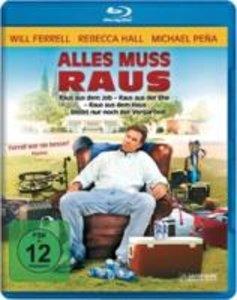 Alles mus raus-Blu-ray Disc