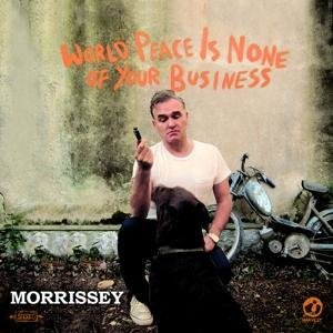 World Peace Is None Of Your Business (Deluxe Edt.)