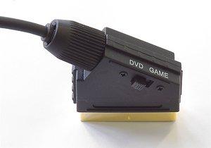 RGB/AV KABEL (PS2/PS3 kompatibel)