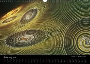 Strange New Worlds / UK-Version (Wall Calendar 2015 DIN A3 Lands