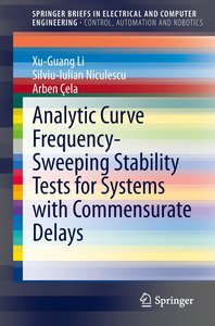 Analytic Curve Frequency-Sweeping Stability Tests for Systems wi