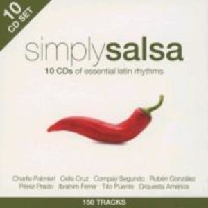 Simply Salsa (10CD)