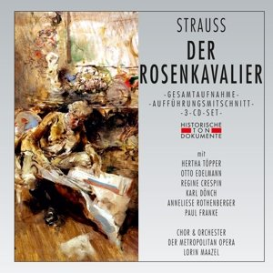 Der Rosenkavalier (3CD Set)