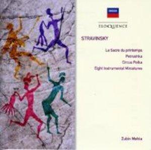 Petrushka,Le sacre du printemps/+