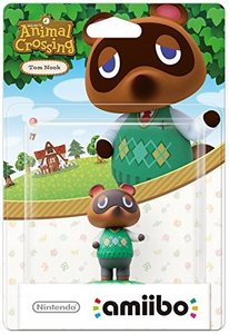 Amiibo Animal Crossing Collection - Tom Nook