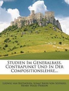 Ludwig van Beethoven's Studien, zweite Ausgabe