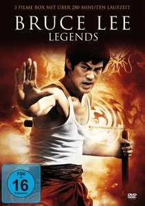 Legends-3 Filme Box