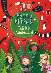 Penny Pepper - Tatort Winterwald