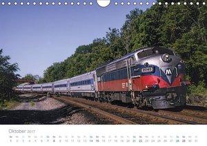 US Diesellokomotiven (Wandkalender 2017 DIN A4 quer)
