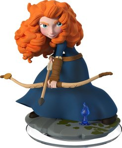 Disney Infinity 2.0 - Figur Merida - Disney Originals (2)