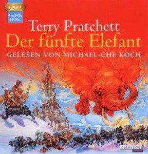 Der Fünfte Elefant (MP3)