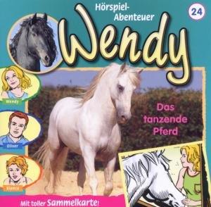 Wendy 24. Das tanzende Pferd. CD