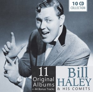 Bill Haley -11 Original Albums
