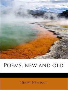 Poems, new and old