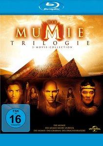 Die Mumie Trilogie