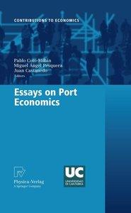 Essays on Port Economics