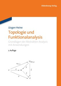 Topologie und Funktionalanalysis
